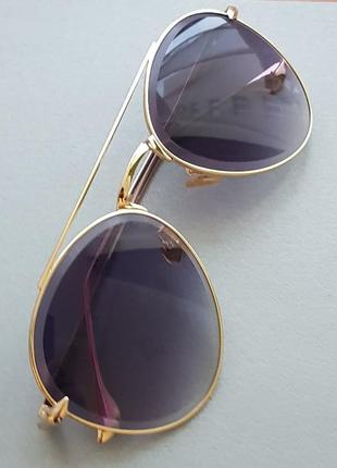 Женские очки авиаторы