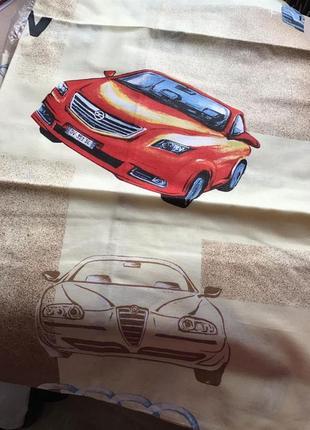 Постельное белье,  1,5 подростковая автомобили