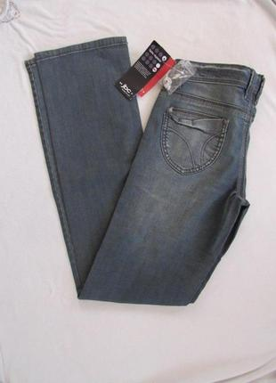 Классические коттоновые джинсы