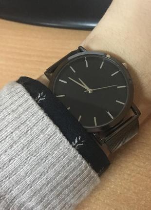 Мінімістичний годинник