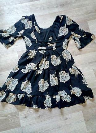 Шикарное, лёгкое, шифоновое платье от atmosphere