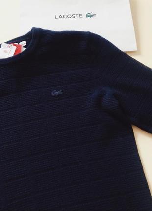 Lacoste свитер4