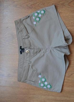 Стильні шорти від h&m1