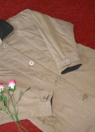 Шикарная фирменная куртка.размер xl-xxl