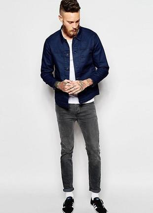 Крутая  джинсовка с пропиткой от levi's4 фото