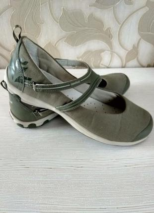 Viila newfeel летние туфли на липучке