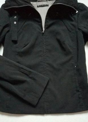 Пиджак sisley короткий с горлом2 фото