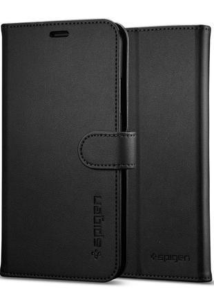 Флип чехол книжка spigen wallet s для iphone x xs1