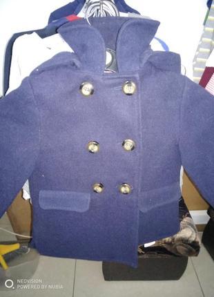 Фірменние стильне пальто пальтішко