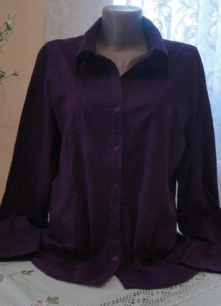Супер брендовая рубашка блуза блузка хлопок прошва вышивка