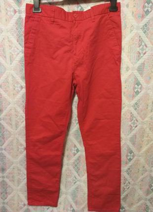 Брюки джинсовые подростковые 13-14 лет
