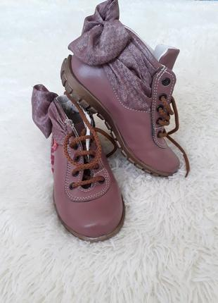 Новые ботиночки италия!