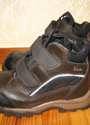 Демисезонные ботинки sympa tex ponny 28-29р. (18 см.)