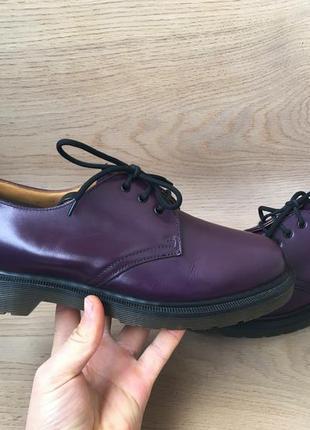 Туфли, ботинки dr. martens 1461(оригинал, англия, 40 р).