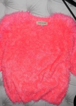 Безумно красивый и нежный пуловер4 фото