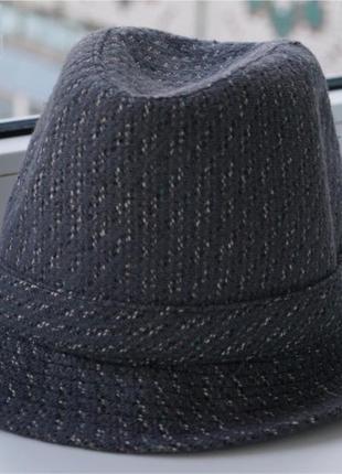 Шляпа мужская раритетная времен ссср. новая!