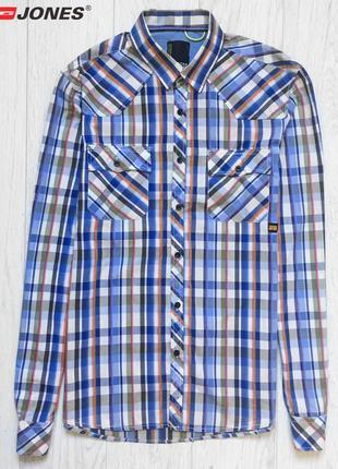 Мужская рубашка jack&jones - new!!