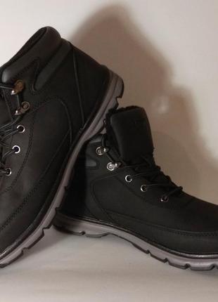 Зимние ботинки тм restime 3eb8ee6a99d36