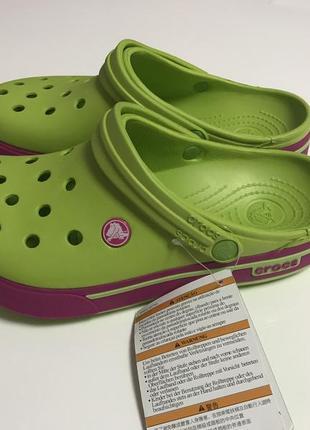 Сабо crocs crocband ii. 5 clog