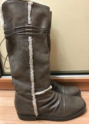 Женские зимние сапоги 42 размера 2019 - купить недорого вещи в ... 3b53cb45eb6