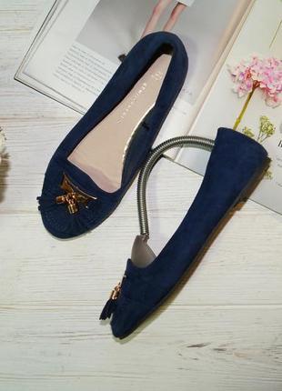 New look. стильные туфли,лоферы1