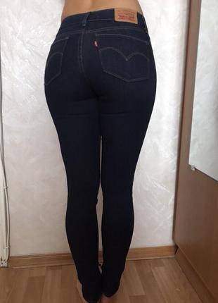 Джинсы levi's 711 skinny