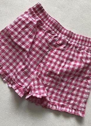 Милые домашние шорты / шортики пижамные