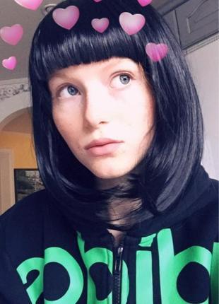 7 женский парик из искусственных волос.
