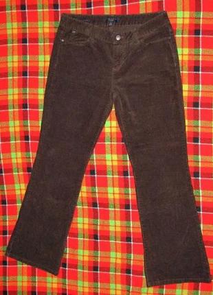 Штани брюки вельветові talbots