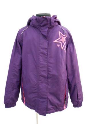 Куртка фиолетовая crivit sports