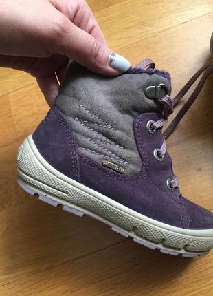 Зимние сапоги ботинки superfit