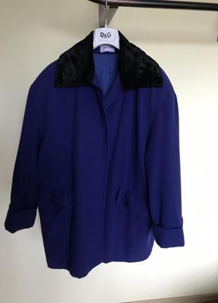 Очень крутое пальто оверсайз