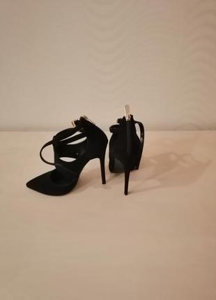 Шикарные новые замшевые туфли kimmell2