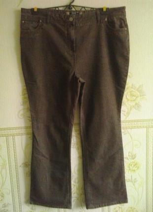 Жіночі джинси uk 20 женские джынсы  54-56размер