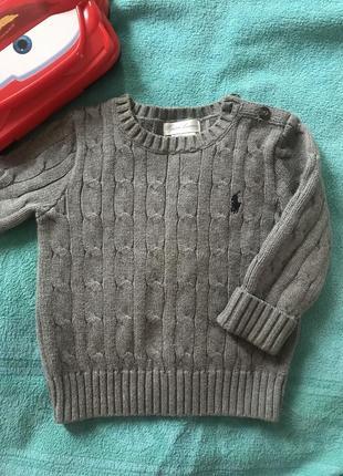 Ralph lauren джемпер свитер