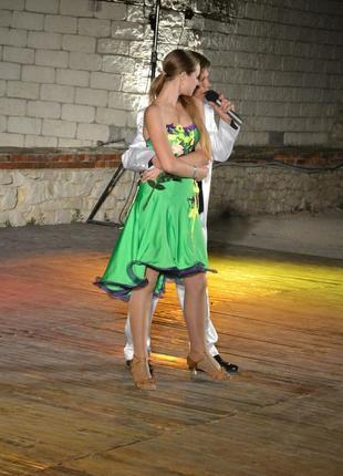 Бальное платье(латина)
