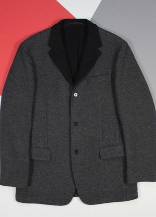 Кошерное приталенное пальто оверкоат