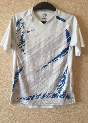 Фирменная футболка nike на мальчика 12-13 лет, рост 152-158 см, оригинал