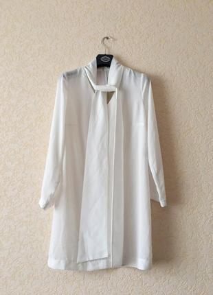 Белая рубашка,блуза