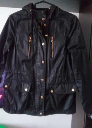 Проваксованая куртка ltb