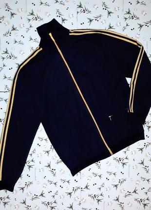 Модная черная спортивная куртка adidas оригинал, размер  48-50