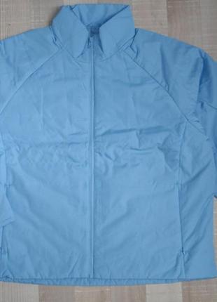 Курточка женская демисезонная деми батал бренд port authority р. 2xl-3xl