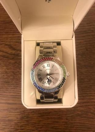 Женские наручные часы u.s. polo assn. usc40137  оригинал, новые подарок