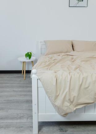 """Семейный комплект постельного белья из ранфорса """"карамель"""", 100% хлопок, шана-текстиль5"""