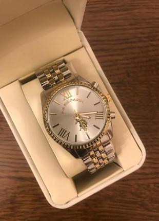 Женские наручные часы u.s. polo ass usc40057. оригинал, новые подарок