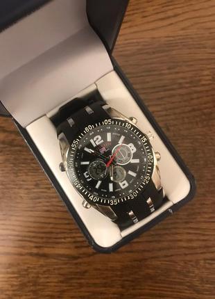 Мужские наручные часы us polo, us9281 оригинал, новые