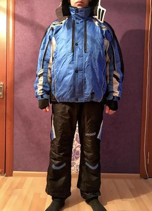 Spyder лыжный костюм мужской