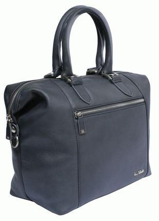 Кожаная женская сумка-трансформер tony perotti по скидке