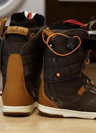 Женские сноубордические ботинки deeluxe ray lara 24,0 см