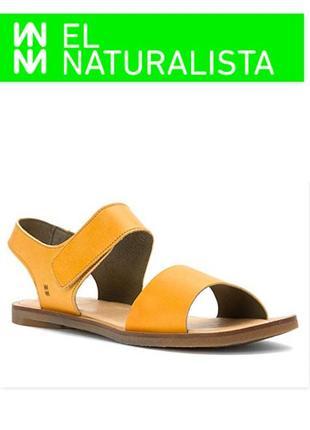 El naturalista босоножки сандалии размер 39 кожа оригинал испания